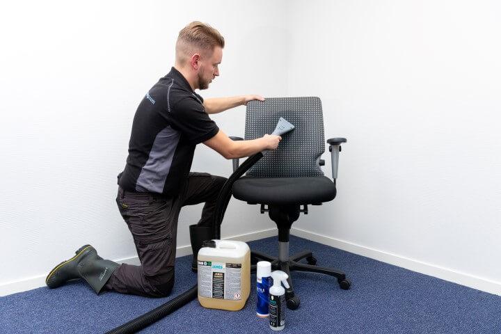 bureaustoelen reingen