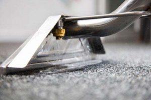 tapijt reinigen sproei-extractie